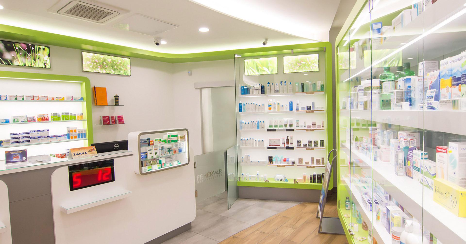 The future pharmacy design