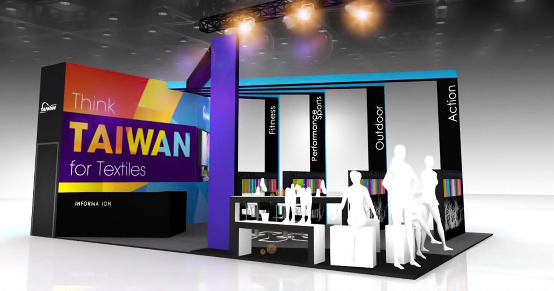 Tradeshow stand design